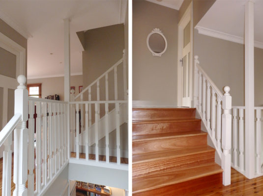 Aberfeldie Interior House Painting 2