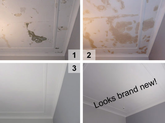 Plaster Ceiling Repairs Travancore5