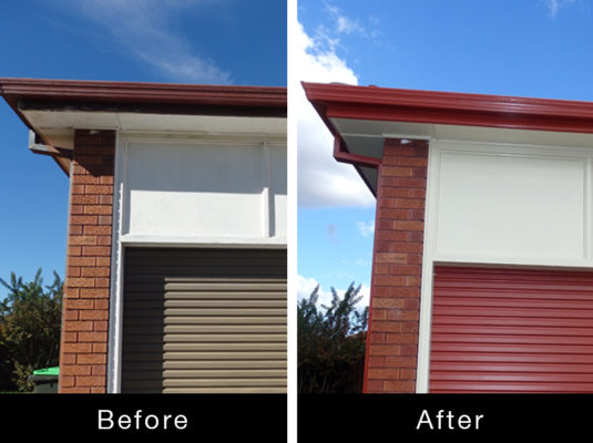 Roller Door Spray  Paint Ascot Vale VIC2